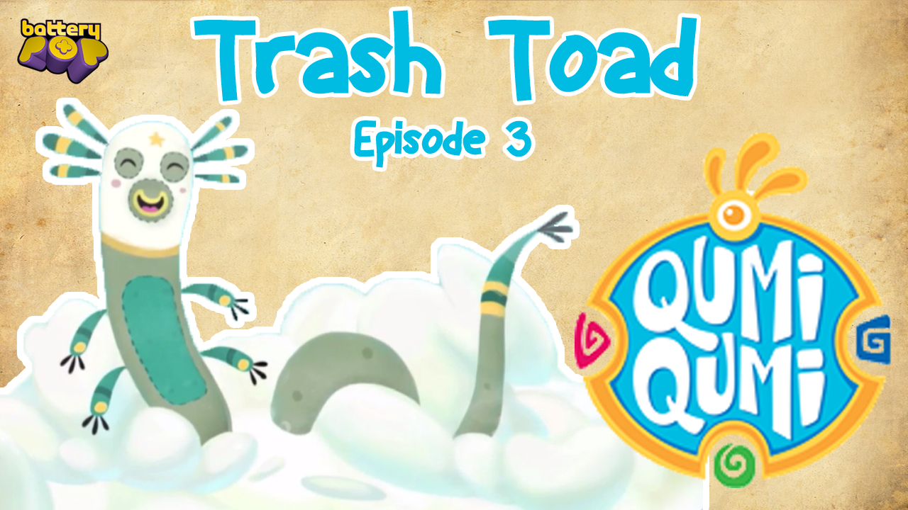 Trash Toad