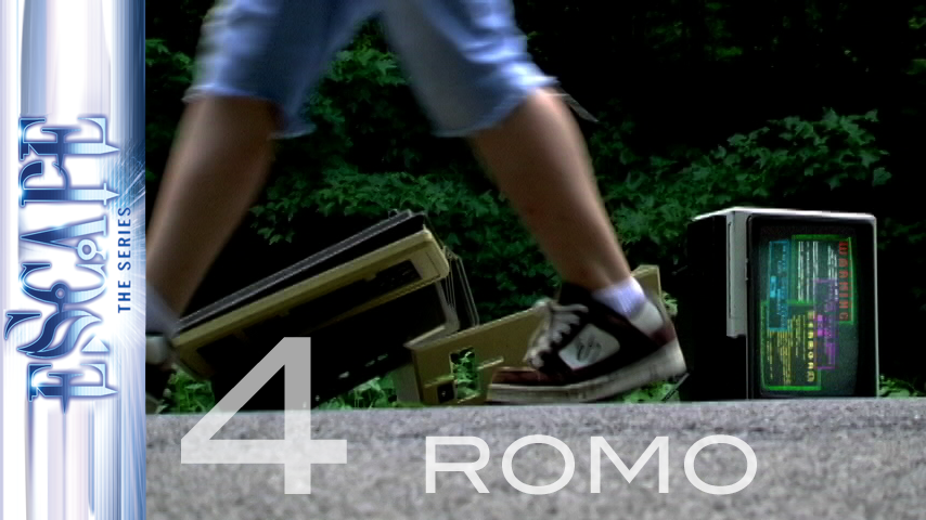 Escape 4 romo