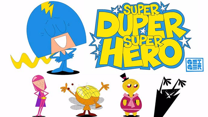 Super Duper Super Hero