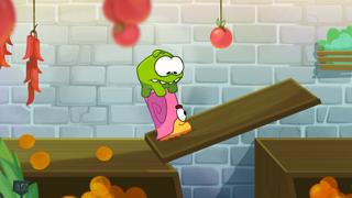 Unexpected Adventure - Fruit Market