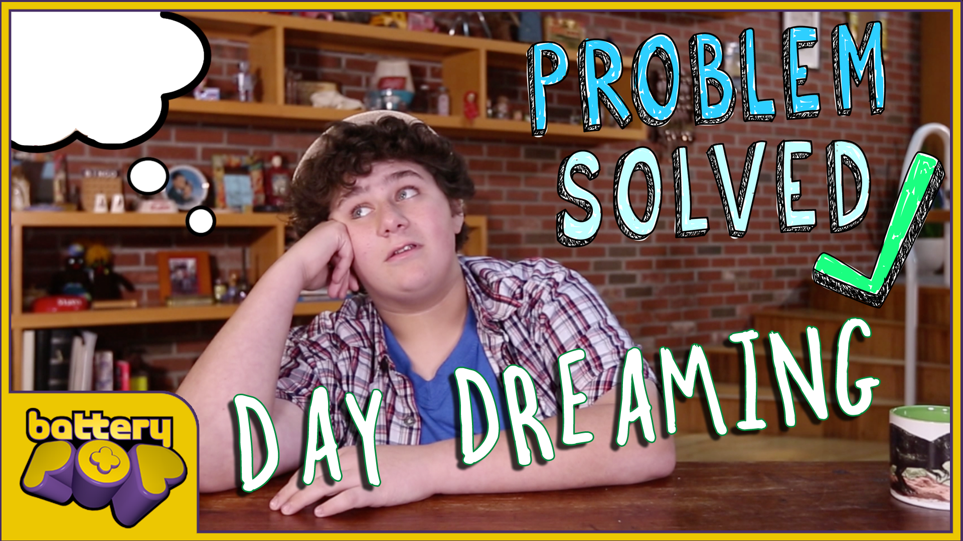 104 daydreaming problem solved