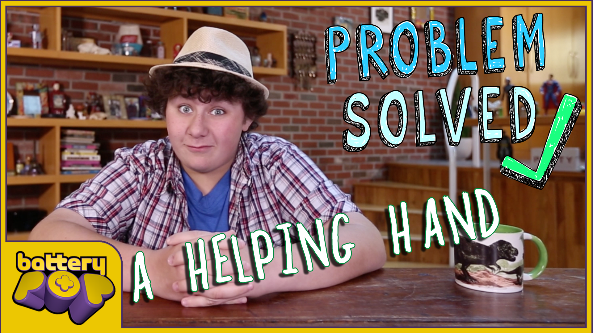 105 raise hand problem solved