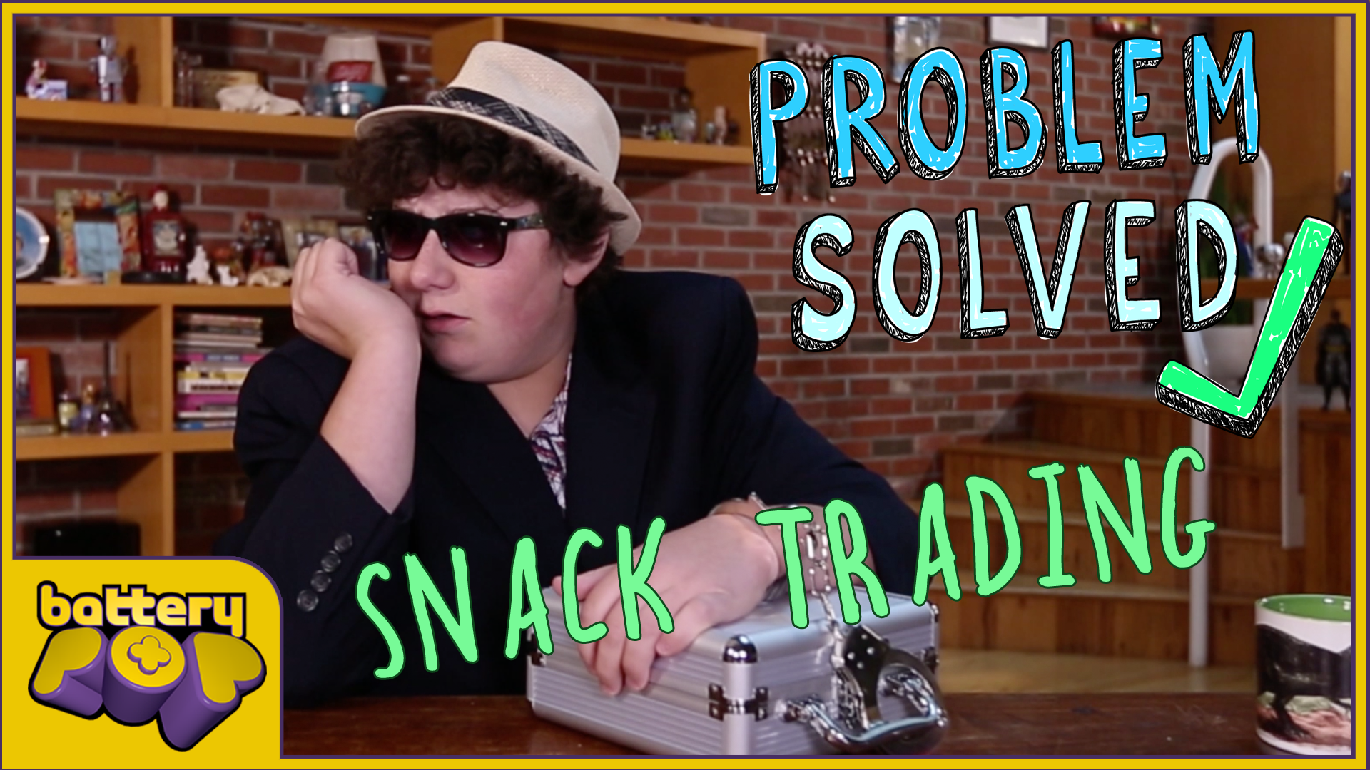 107 snack trade thumb problem solved