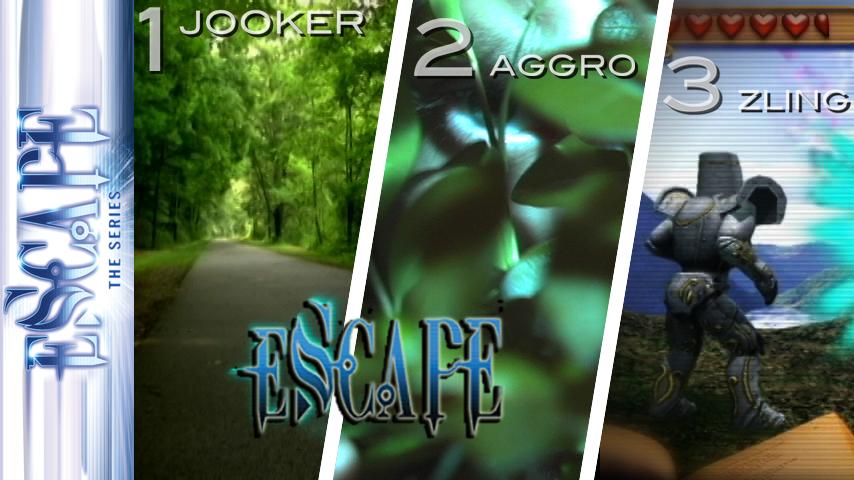 Escape 1 2 3 premiere